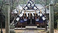 志太張神社 - 弘法大師による創建とも、当地の開拓神を祀り、豊作祈願した讃岐式内社