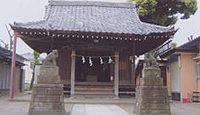 杉山大神 神奈川県川崎市幸区小倉