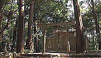 津布良神社 三重県度会郡玉城町のキャプチャー