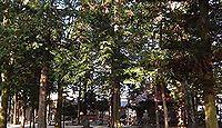 御座石神社 長野県茅野市本町東のキャプチャー