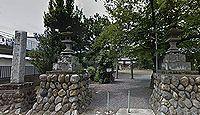 知形神社 埼玉県深谷市田中