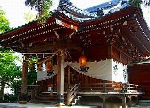 御馬神社 石川県金沢市久安町のキャプチャー