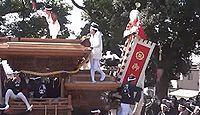 郷荘神社 大阪府和泉市阪本町のキャプチャー