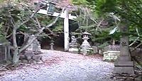 胡宮神社 滋賀県犬上郡多賀町敏満寺のキャプチャー