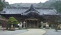 早吸日女神社(大分市) - 神武東遷の途上、蛸が守護していた神剣を御神体として奉斎