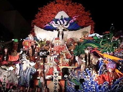 青森県の重要無形民俗文化財のキャプチャー