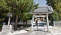 糟目犬頭神社 愛知県岡崎市宮地町馬場