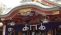 松原神社(鹿児島市) - 島津貴久を祀る、相殿の家臣平田純貞は歯の神、例祭に神舞五番