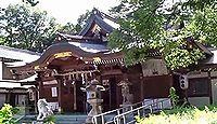 伊和志津神社 兵庫県宝塚市伊孑志のキャプチャー