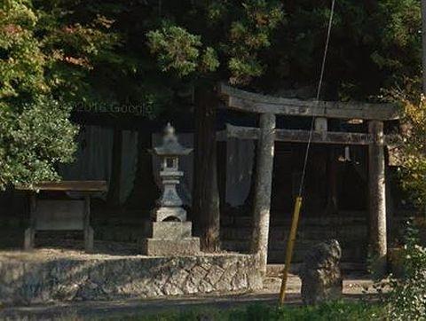 世良八幡神社 広島県世羅郡世羅町小世良のキャプチャー