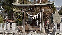 出雲乃伊波比神社 埼玉県大里郡寄居町赤浜