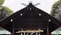 元伊勢「中島宮」伝承地の一つである酒見神社(一宮市今伊勢町本神戸字宮山)