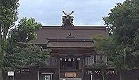 中山神社 岡山県津山市一宮のキャプチャー