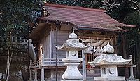 赤猪岩神社 鳥取県西伯郡南部町寺内