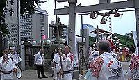菅生神社 愛知県岡崎市康生町