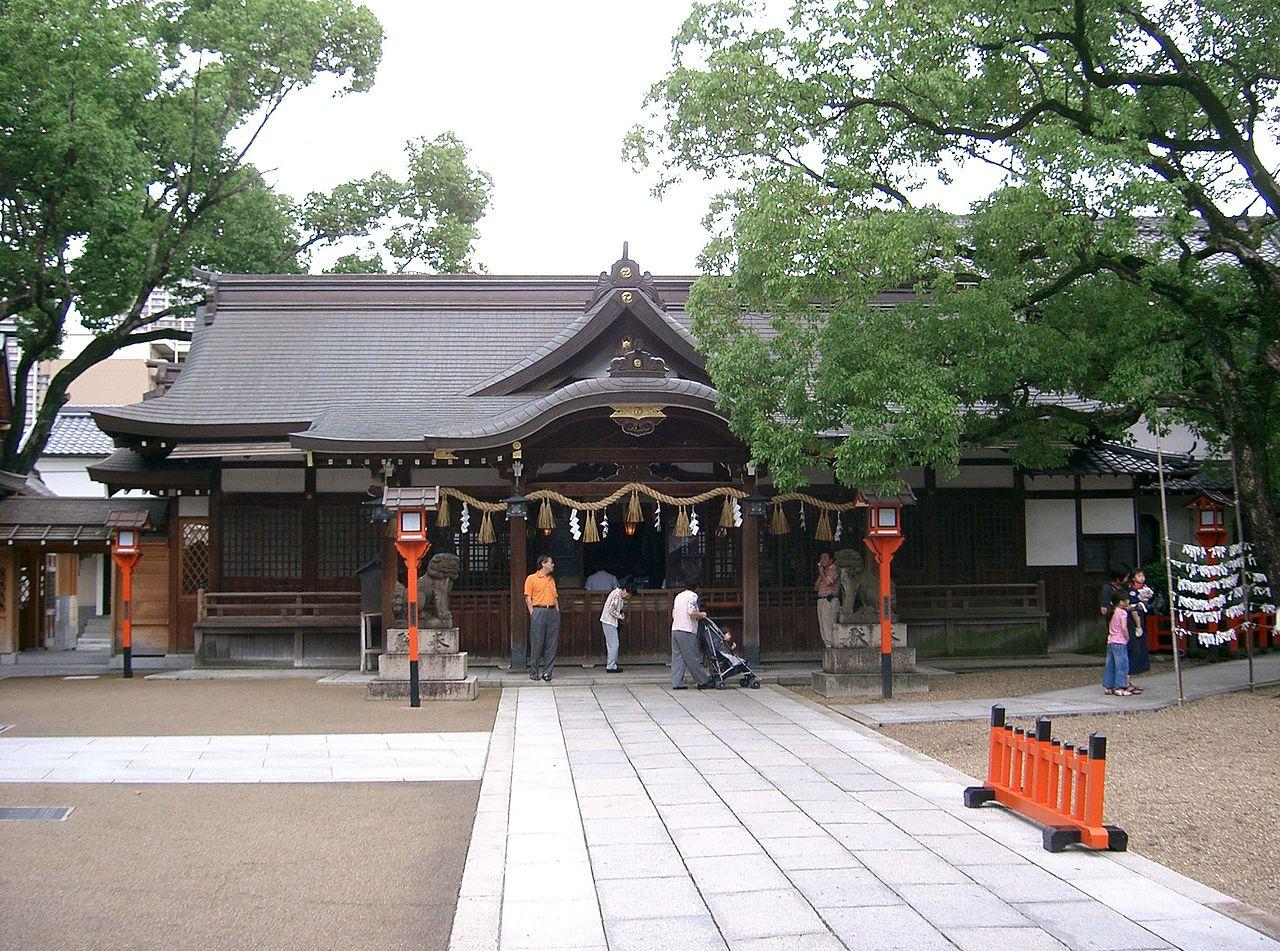 [御祭神が住吉三神]初詣で人気の神社のキャプチャー