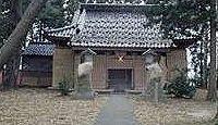 城輪神社 - 対蝦夷用の城輪柵や、出羽柵の鎮守として古代に崇敬された、出羽国二宮