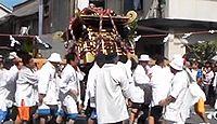 忠海八幡神社 広島県竹原市忠海中町のキャプチャー