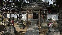 舊府神社 大阪府和泉市尾井