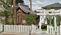 大己貴神社(麻気神社)(麻気神社) 福井県福井市真木町
