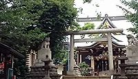諏訪神社 東京都新宿区高田馬場