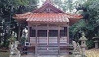 多居乃上神社 鳥取県鳥取市国府町広西