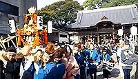 加納天満宮 - 室町期に沓井城の守護神として創建、山車曳航の天神祭を平成の世に復活