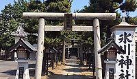 保木間氷川神社 東京都足立区西保木間のキャプチャー