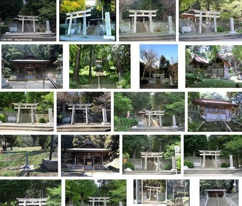 守山八幡宮 静岡県伊豆の国市寺家のキャプチャー