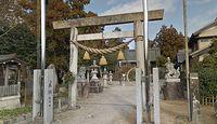 江田神社 三重県四日市市西坂部町のキャプチャー