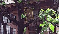 綱敷天満宮(台東区、梅林寺) - 道真の師の作によると伝わる天神尊像を祀る、箕輪天神