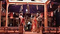 重要無形民俗文化財「越中の稚児舞」 - 古い民俗行事的特色、稚児舞の典型例のキャプチャー
