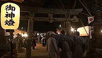 車大歳神社 兵庫県神戸市須磨区車松ヶ原のキャプチャー