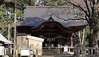 朝田神社(山口市) - 周防国五宮、明治期に1郷社6村社が合祀、「村民の敬神深き」社
