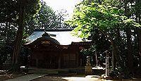 大宮神社 千葉県流山市平和台