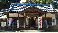 大木神社 三重県鈴鹿市石薬師町のキャプチャー