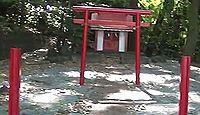 線守稲荷神社 神奈川県足柄上郡山北町都夫良野のキャプチャー