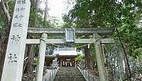 若御子神社 静岡県浜松市古人見町