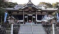 八幡竈門神社 - 仁徳期創建、宇佐から降臨した八幡神を祀る白亀ゆかり、ニータン生誕地