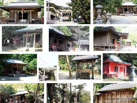 十二所神社 神奈川県横須賀市芦名1-21-26