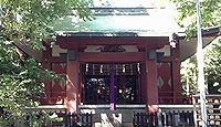 荒藺ヶ崎熊野神社 東京都大田区山王のキャプチャー