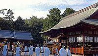 伊美別宮社 - 国東半島の八幡、山口県祝島との平安期からのつながりと神事、10月に流鏑馬
