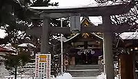 弥彦神社(札幌市) - 新潟からの移住者が越後一宮を勧請、太宰府からは道真の御分霊