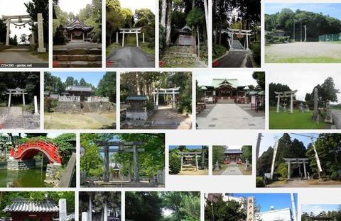 天神神社 石川県羽咋郡志賀町穴口のキャプチャー