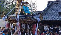 神明宮 神奈川県茅ヶ崎市十間坂のキャプチャー