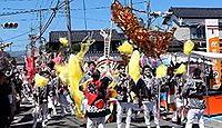 諏訪神社 山梨県北杜市須玉町若神子のキャプチャー