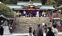 諏訪神社(長崎市)  - 筋金入りの長崎くんちが有名、三社が合併して戦国期に創建される