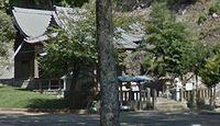 満宮神社 静岡県田方郡函南町塚本