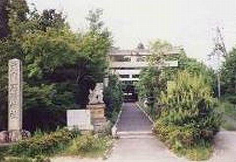 石積神社 三重県津市河辺町のキャプチャー