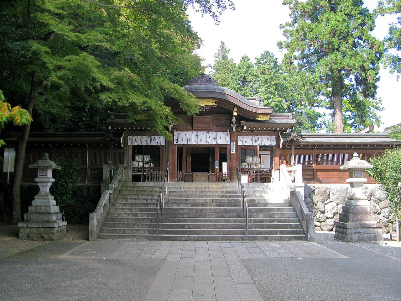 高麗神社 - Wikipedia